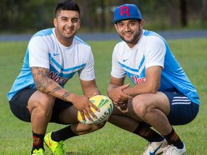 Footy duo set to star on the national stage