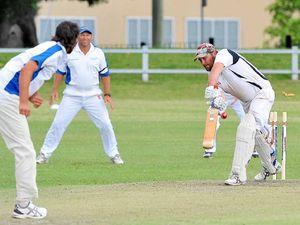 Tucabia breathes sigh of relief Cricket