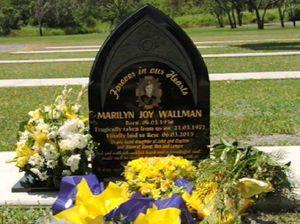 Memories kept Marilyn Wallman alive 43 years on