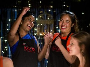 Holy moilee: Asian spice queens smash MKR record