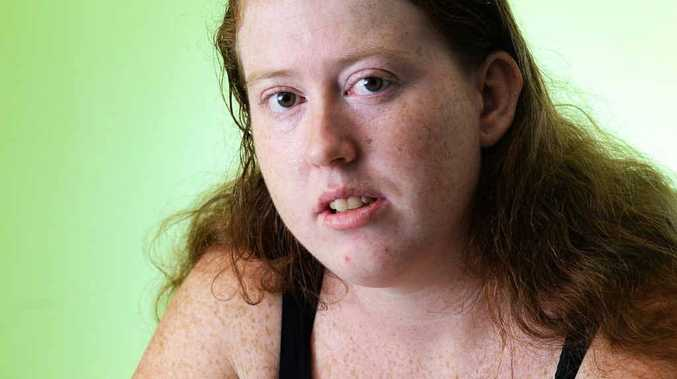 REFUSED: A medical tribunal has refused to provide mum Rachelle Lind with details on action taken against the doctor involved in the birth of her daughter, Caitlin, who died on May 3, 2007.