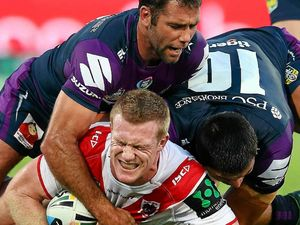 Storm veterans tame Dragons