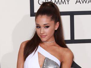 Ariana Grande 'spat' on doughnuts?