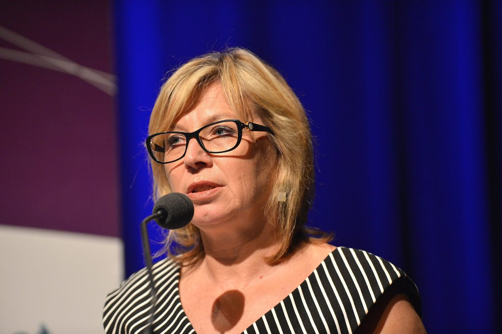 2015 Australian of the year, Rosie Batty.