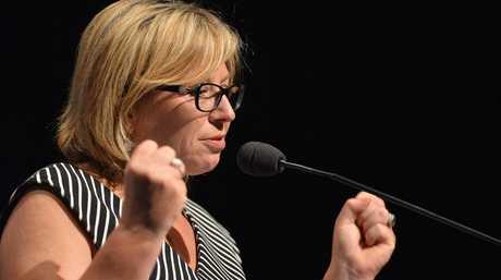 Anti-violence campaigner Rosie Batty.