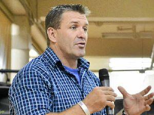 Former Brisbane Broncos great guest speaker at Kandanga
