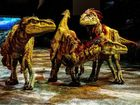 Your chance to walk with dinosaurs