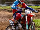 REV HEAD: As the 2015 national motocross season kicks into gear, Zane Keleher is raring to finish inside the top 10.