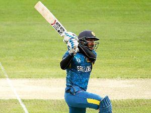 Sri Lankan veteran in the runs again
