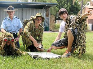 Lockyer Valley air force cadets on drive for members