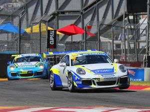Two Carrera Cup wins for Campbell sends warning shot