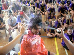 Brave Shave - North Bundy 2015