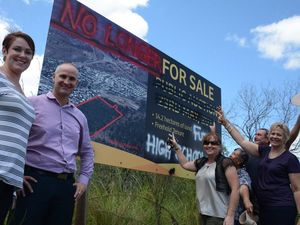 Not for sale: Calliope gets its school land back
