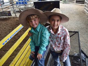 Cowgirl Caydence chases birthday win