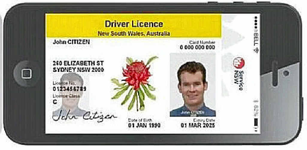 SMART IDENTIFICATION: The Baird Government licence plan.