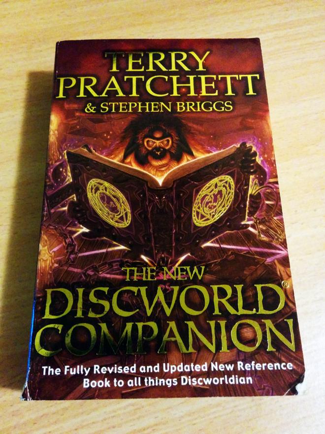 Terry Pratchett has died age 66.