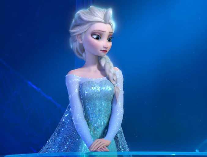 Princess Anna of Frozen