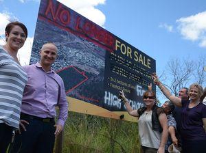 Calliope school land off the market
