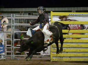Teen bull rider bucks trend to claim victory in round six