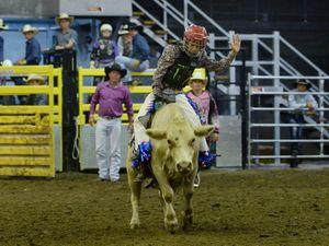 Top Guns Rodeo 14 mar