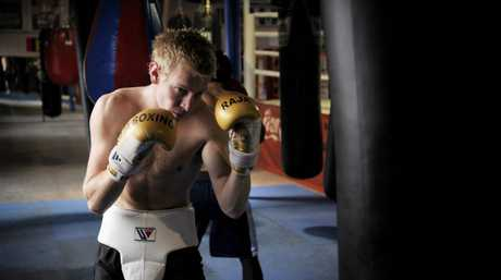 The region is in mourning after the death of popular young boxer Braydon Smith.