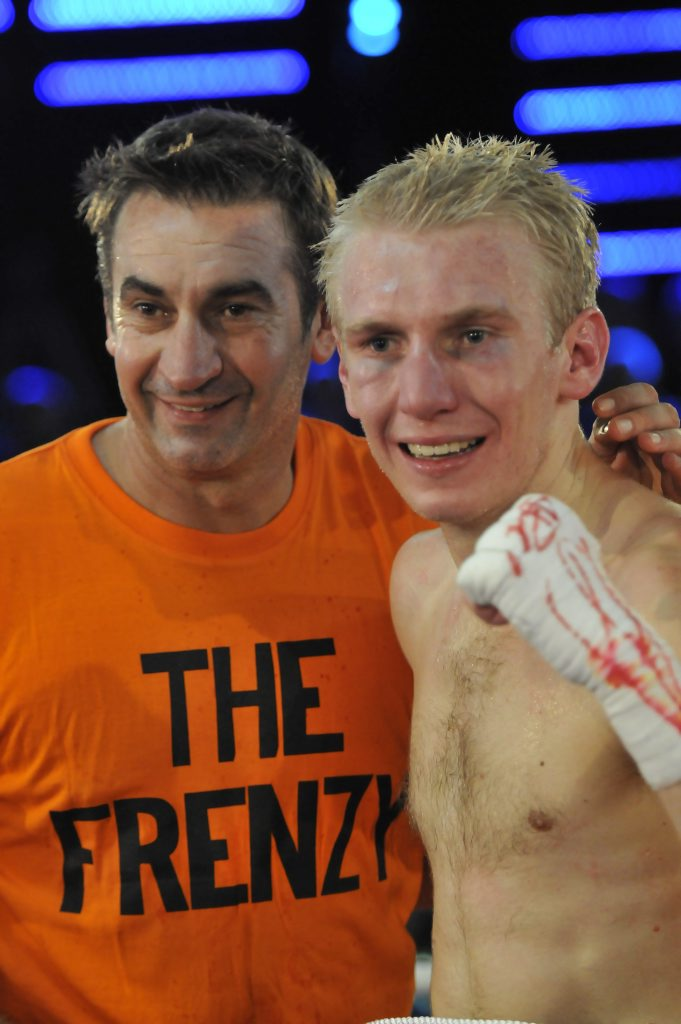 Toowoomba boxing trainer Brendon Smith has paid tribute to his son Braydon Smith.