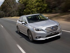 2015 Subaru Liberty road test review | Potent penny pincher
