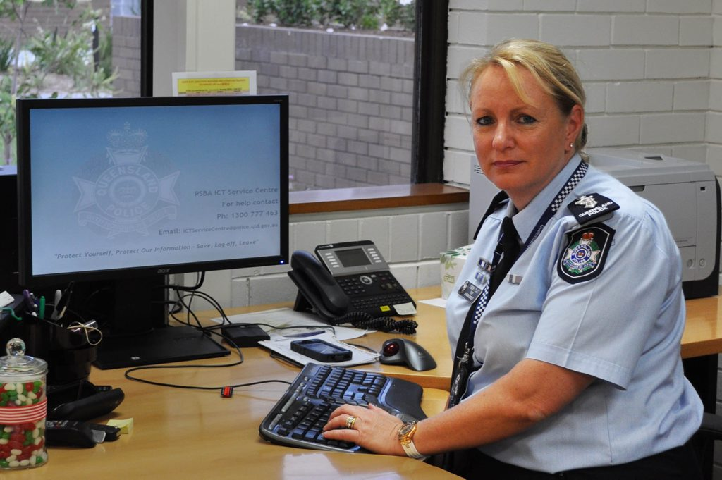 Debbie Platz Chief Superintendent Queensland Police Photo Contributed / APN NewsDesk