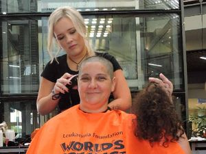 Mackay heroes have a close shave for good cause