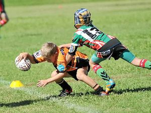 Young players glad junior league is back