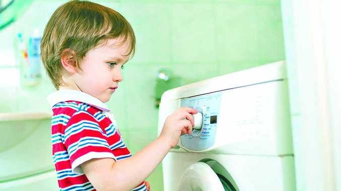 The ACCC has warned parents of the dangers of laundry washing powder pods.