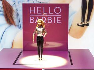 'Creepy' new Barbie that records kids conversations