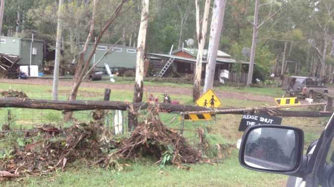 The Kroombit Farmstay Experience is set to close at the end of the month after it was damaged by Cyclone Marcia.