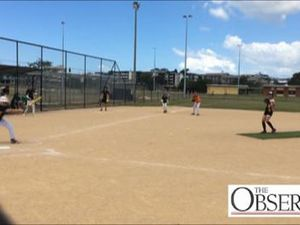 Gladstone softball grand finals a big hit