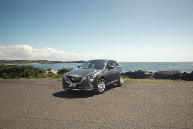 The Mazda CX-3 has just been launched, and is already entrenched in the top-20 cars in Australia.