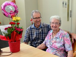 VIDEO: Life is a highway for Rockhampton centenarian