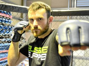 MMA fighter stakes it all on Mackay contest
