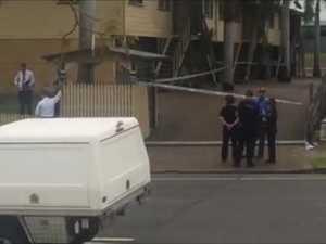 Police at scene of possible suspicious death