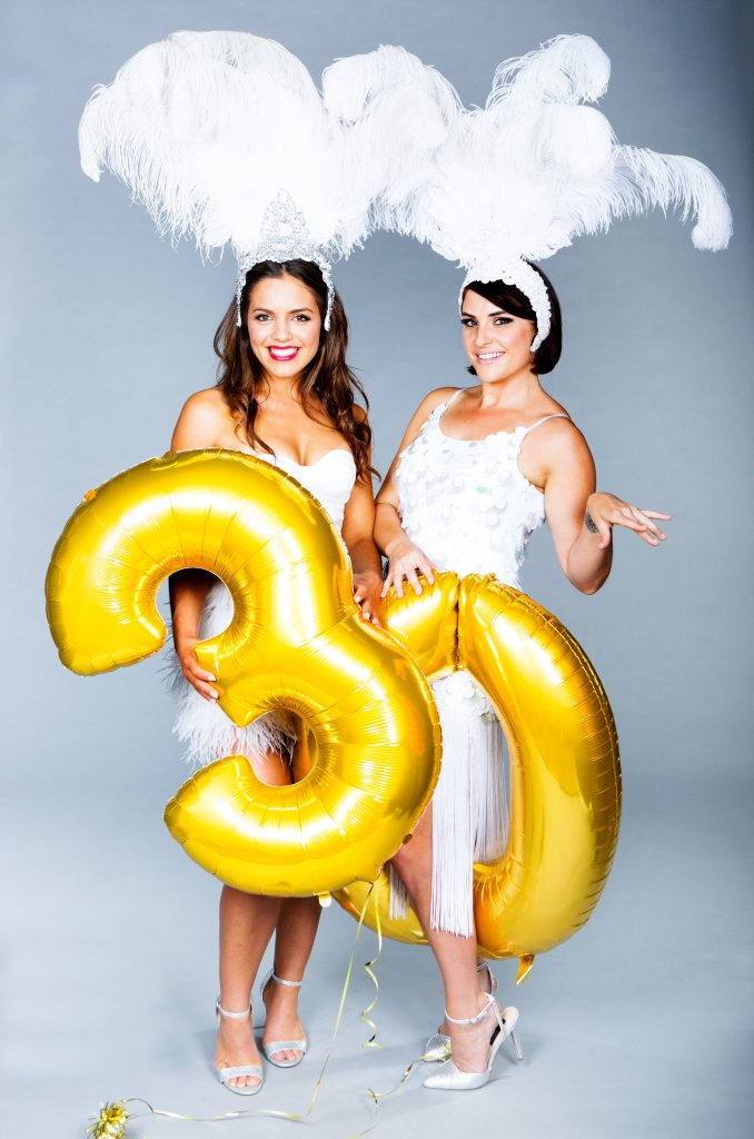 Olympia Valance and Morgana O'Reilly star in the TV series Neighbours in its 30th anniversary year. Supplied by Channel 10.
