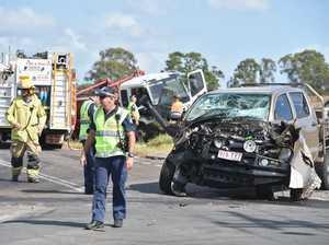 UPDATE: Man airlifted to Brisbane after crash at Nikenbah