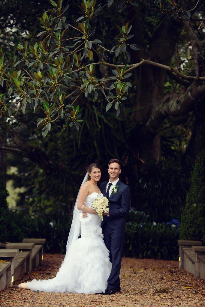 Erika Philp and Sean Kennedy.