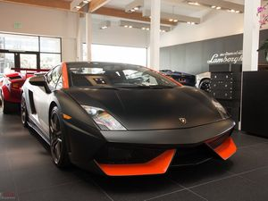 The 2013 Lamborghini Gallardo LP570-4 Superleggera