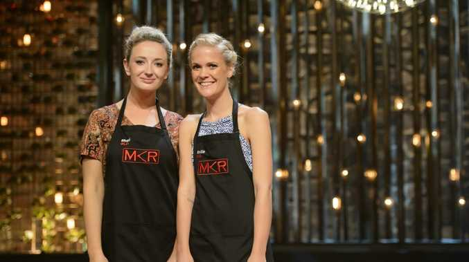 There are two teams representing Queensland after Sheri and Emilie's elimination last night.