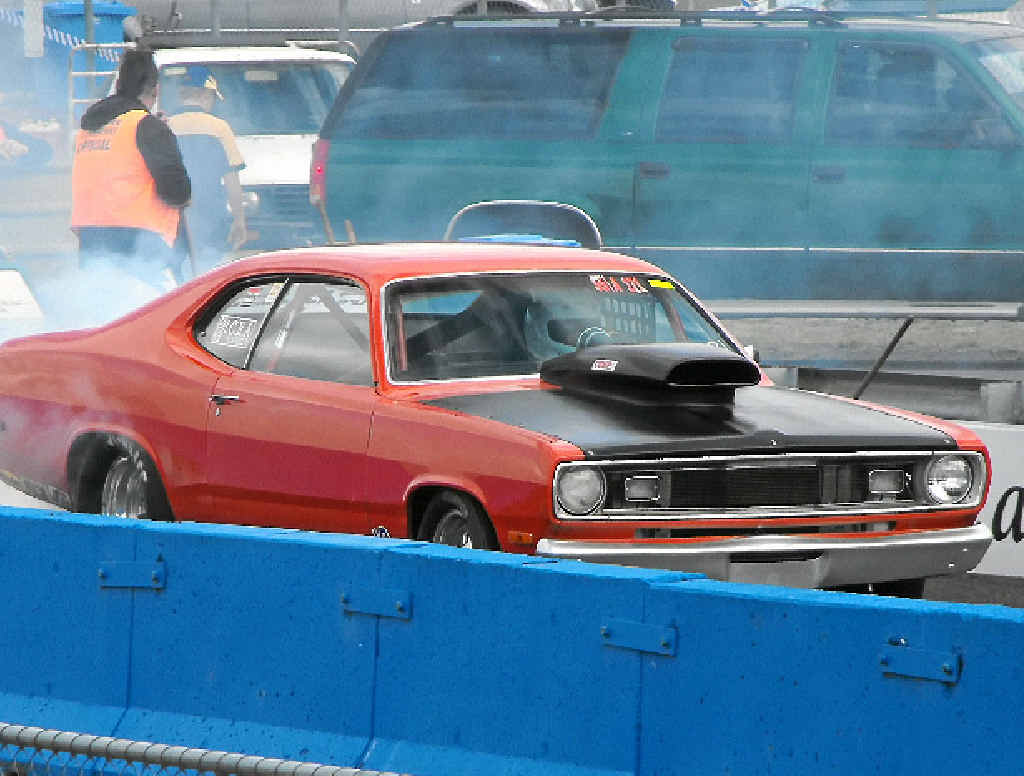 ACTION PACKED: Around 70 Australian and American cars will hit the Warwick Dragway for the sixth Mopar Muscle Weekend, hosted by the Queensland Chrysler Association.