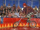 Brophy Bros Circus comes to town