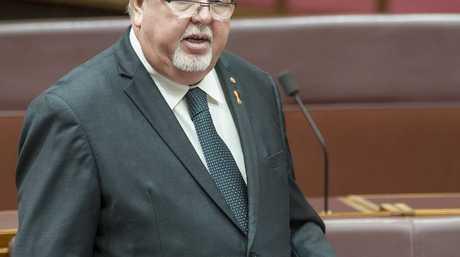 Nationals Senator Barry O'Sullivan, a former detective, was shocked by the revelations.