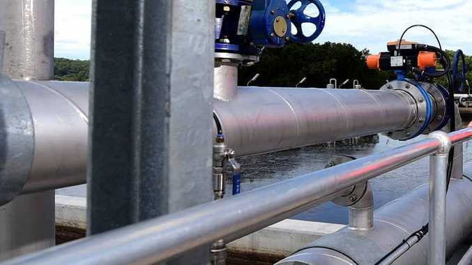 Unitywater's groundbreaking sewage treatment project in Maleny has received global recognition