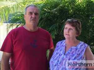 Locals caught in cyclone start fund