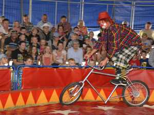 Brophy Bros Circus at the Show