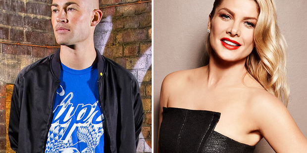 Shelton Woolright and Natalie Bassingwaighte have been named as the new X Factor judges. Photo / supplied